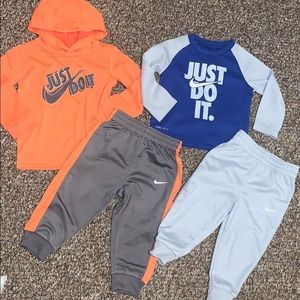 Baby Boys 12m Nike Outfits